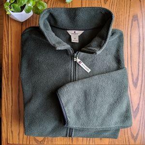 Woolrich | Hunter Green Fleece